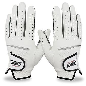 Genuine Leather Golf Gloves's