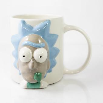 Just Funky Rick & Morty 'Rick' Mug