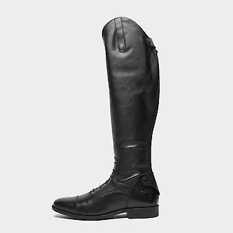 New Brogini Men's Como V2 Riding Boots Black