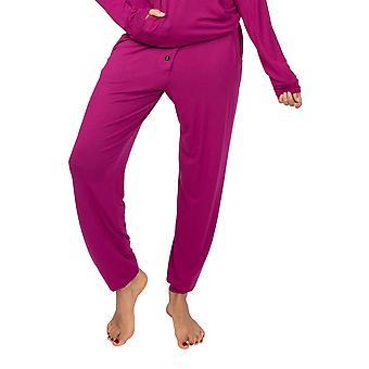 Cyberjammies Natasha 4949 Dámské růžové modální pyžamo Kalhoty
