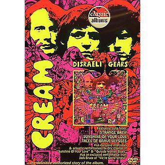 Cream - Classic Album: Disraeli Gears [DVD] USA import