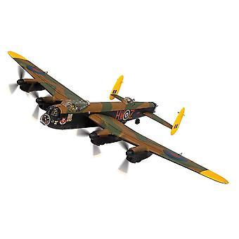 Avro Lancaster B Mk III (LM739/HW-Z 'Grog's The Shot' RAF Nr. 100 Squadron Elsham Wolds 1945)