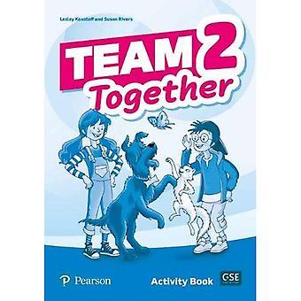 Team Together 2 Activity Book (Team Together)