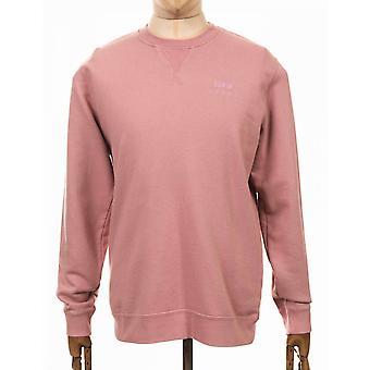 Edwin Jeans Base Crewneck Sweatshirt - Woodrose