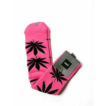 Huf Plantlife Socks - Magenta