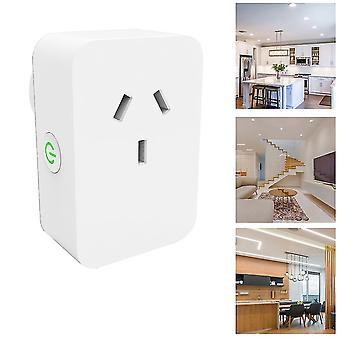 Wifi Smart Buchse au Stecker Steckdose Timing Stimme Smart Life App Fernbedienung USB kompatibel