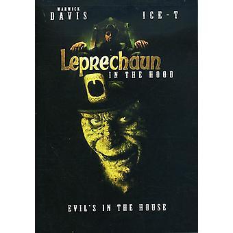 Importación de Leprechaun en los E.e.u.u. de campana [DVD]
