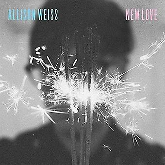 Allison Weiss - New Love [Vinyl] USA import