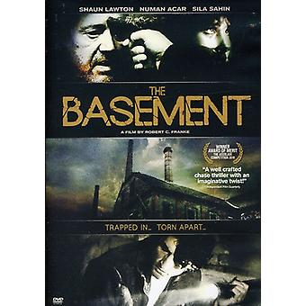 Basement [DVD] USA import