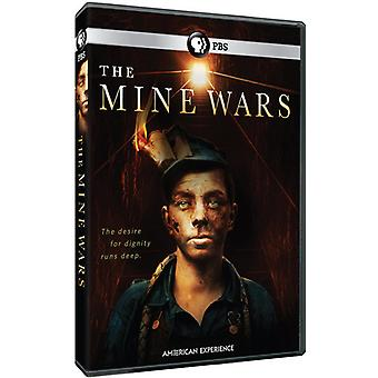 American Experience: The Mine Wars [DVD] USA import