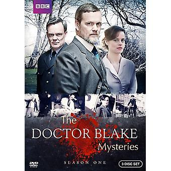 Doctor Blake Mysteries: Season One [DVD] USA import