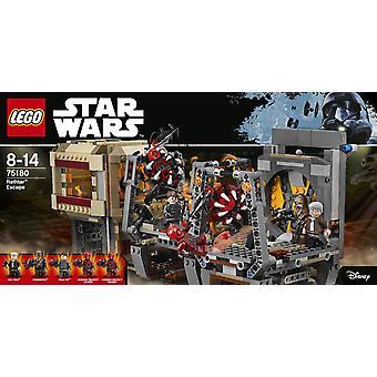 LEGO 75180 Star Wars Rathtar Escape