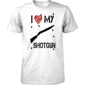 Me encanta mi escopeta - arma de infantería FIBUA - niños T Shirt
