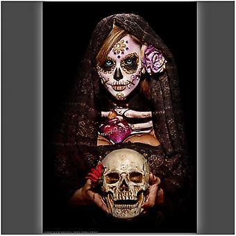 Fortune Teller Poster Poster Print by Daveed Benito