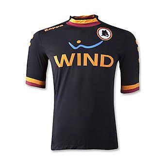 2012-13 Roma 3 Kappa Voetbal Shirt