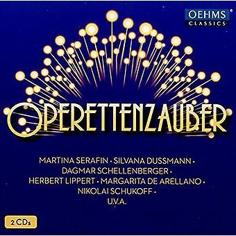Various Artist - Operettenzauber [CD] USA import