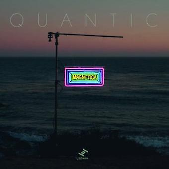 Quantic - Magnetica [CD] USA import