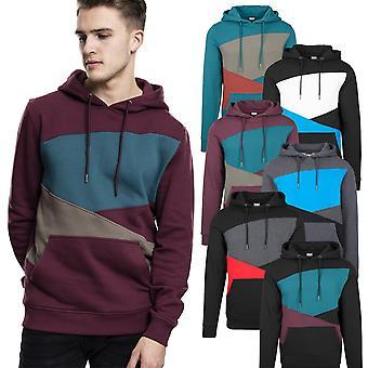 Urbains classics - zigzag Hoody Sweatshirt à capuche