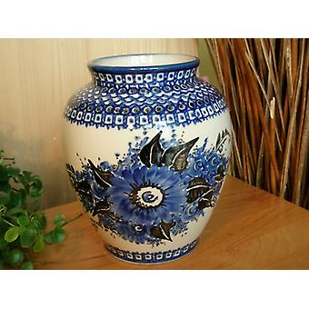 Vase, height 20 cm 2, Bunzlauer pottery - BSN 0252