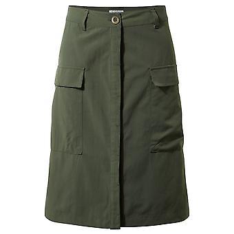 Craghoppers Womens NosiLife Miro Skirt - 8 - Green