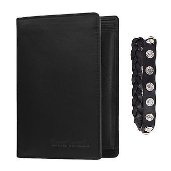 Bruno banani ladies purse wallet purse with rivet bracelet 3892