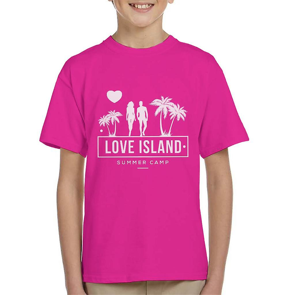 Love Island Summer Camp 2018 Kid's T-Shirt