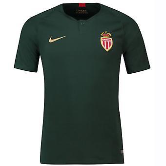 2018-2019 Monaco Away Nike Fußballtrikot