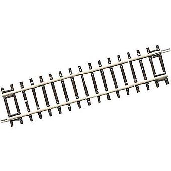 42411 H0 RocoLine (w/o track bed) Straight track 119 mm