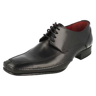 Cordón cuero elegante hombre Loake zapatos Hurst
