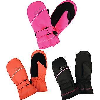 Dare 2b Girls Waver Hardwearing Waterproof Mitt Gloves