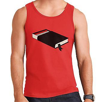 Täytyy lukea kirja kattaa Fahrenheit 451 miesten liivi