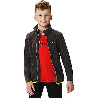 Regatta-Boys & Mädchen Ascendo Polyester-Rayon Full Zip Fleece-Jacke