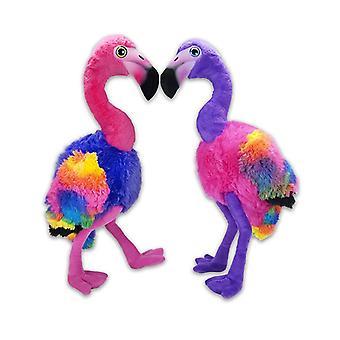 Pluche Flamingo 28cm
