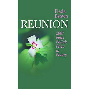 Reunion by Fleda Brown - 9780299221843 Book