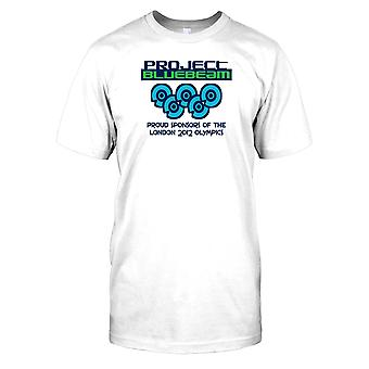 Project Bluebeam Proud Sponsors of the 2012 Olympics Kids T Shirt