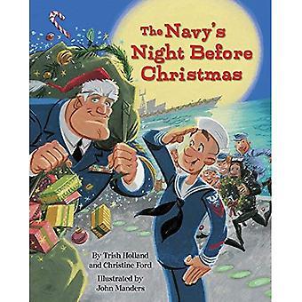Marinens natten innan jul