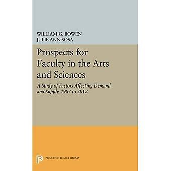 Perspectivas para a faculdade de artes e Ciências: um estudo dos fatores que afetam a demanda e oferta, 1987 para 2012 (...