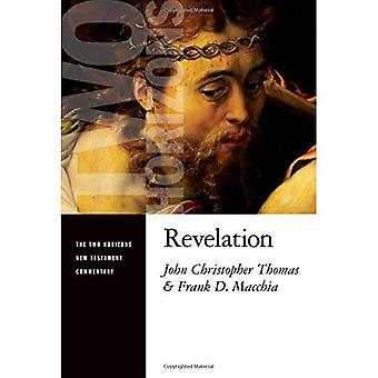 Uppenbarelseboken (två horisonter nya testamentet kommentaren)