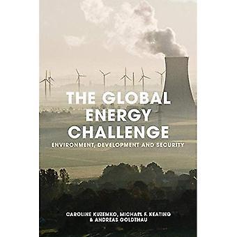 Die globale Energie-Herausforderung