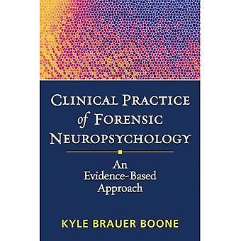 Klinische praktijk van forensische Neuropsychologie