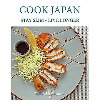 Cook Japan, verblijf slank, langer leven