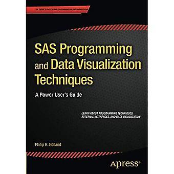 SAS-programmering och Data visualiseringstekniker: en Power User's Guide