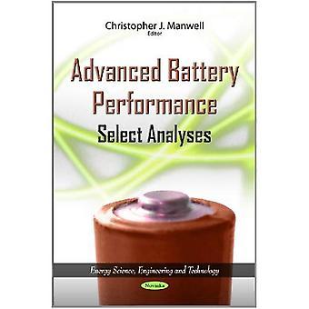 Advanced Battery Performance