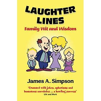 Laughter Lines: Family Wit and Wisdom