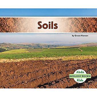 Soils (Geology Rocks!)