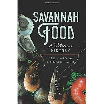 Savannah alimentaire: Une délicieuse histoire (palais américain)