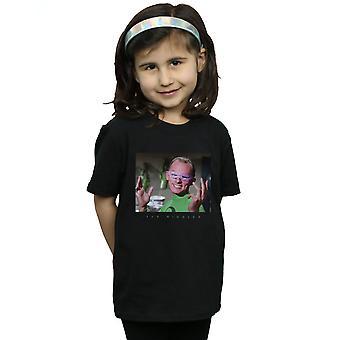 DC Comics Girls Batman televízny seriál Riddler Photgraph T-shirt