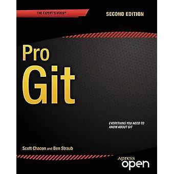 Pro Git by Chacon & Scott