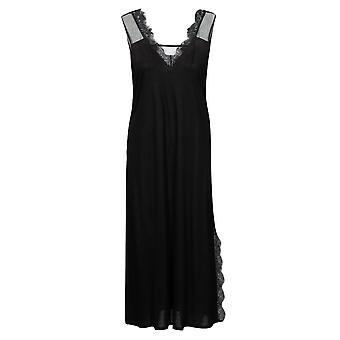 Féraud 3191276 Women's Couture Lace Night Gown Loungewear Nightdress