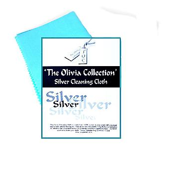 Single TOC Silver Jewellery Anti Tarnish Polishing Cloth LARGE 220mm x315mm